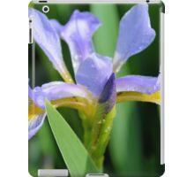 Water Iris iPad Case/Skin