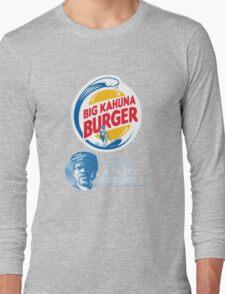 Pulp Fiction - Big Kahuna Burger Long Sleeve T-Shirt