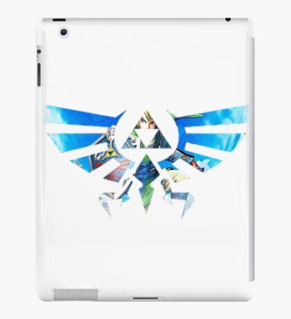 Zelda Triforce iPad Case/Skin
