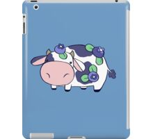 Blueberry Cow iPad Case/Skin