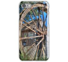 Water Mill iPhone Case/Skin