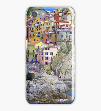Manarola - A Cinque Terre Gem iPhone Case/Skin