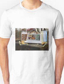 Deep Woods Informant on Oven Homicide Unisex T-Shirt