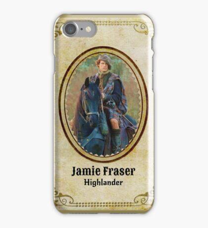 Jamie Fraser/Highlander iPhone Case/Skin