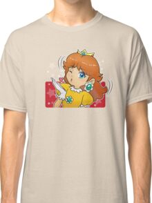 Princess Daisy - Blow Kiss Classic T-Shirt
