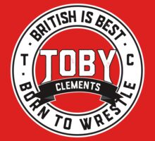 Toby Clements 'British Is Best' Artwork #4 One Piece - Long Sleeve