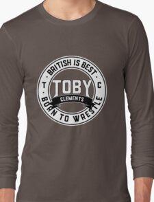 Toby Clements 'British Is Best' Artwork #4 T-Shirt