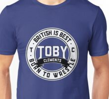 Toby Clements 'British Is Best' Artwork #4 Unisex T-Shirt