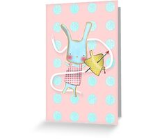 Rupydetequila Childrens Illustrations Greeting Card