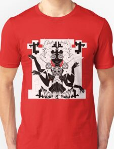 There is No Forbidden Temple Here Unisex T-Shirt