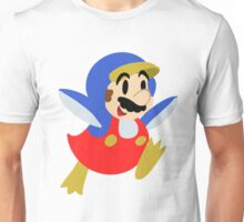 Little Penguin Mario Unisex T-Shirt