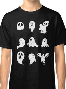 Nine Cute Little Ghosts Classic T-Shirt