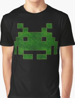 °GEEK° Space Invaders Graphic T-Shirt