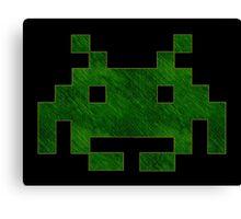 °GEEK° Space Invaders Canvas Print