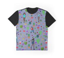 It's an arty party! Graphic T-Shirt