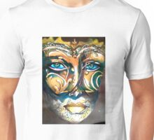 Look behind the mask Unisex T-Shirt