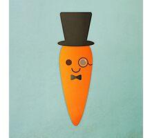 Carrot  Photographic Print