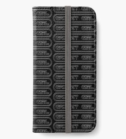 Gadget Girl iPhone Wallet/Case/Skin