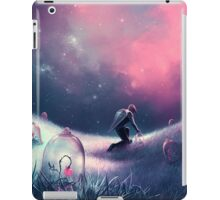Glass Rose Fields iPad Case/Skin