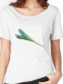 Leek Women's Relaxed Fit T-Shirt