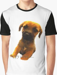Puppy Love Graphic T-Shirt