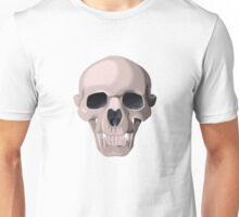 Hybrid Skull - Big Cat Unisex T-Shirt