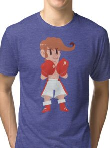 Little Glass Joe Tri-blend T-Shirt