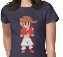 Little Glass Joe Womens Fitted T-Shirt