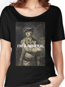 He promoted Charles Lee? Women's Relaxed Fit T-Shirt