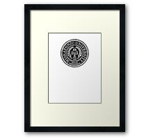 Miskatonic University Framed Print