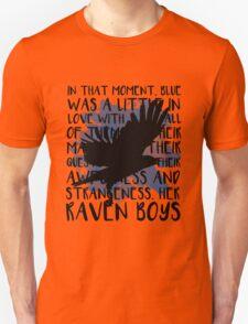 Her Raven Boys Unisex T-Shirt