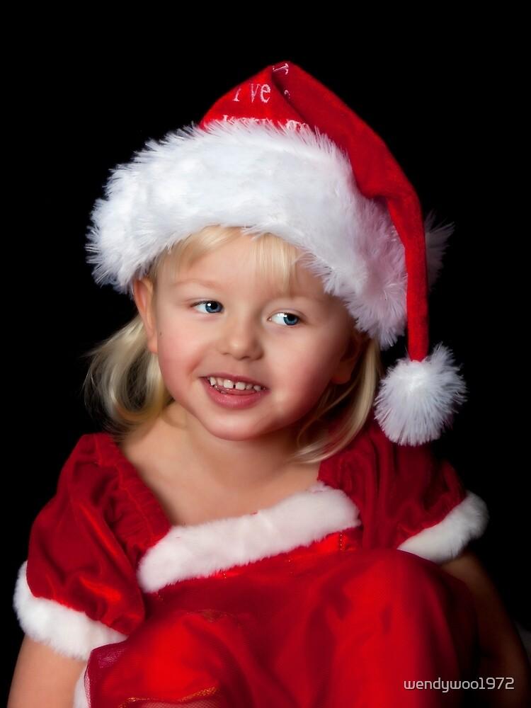 my little mrs santa claus by wendywoo1972