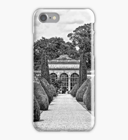 Path to the Orangery  iPhone Case/Skin