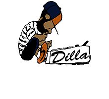 J Dilla - Today In Hip Hop History Photographic Print