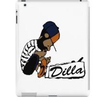 J Dilla - Today In Hip Hop History iPad Case/Skin