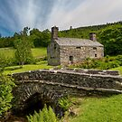 Welsh Farmhouse by Adrian Evans