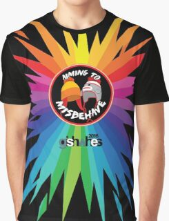 Aiming To Misbehave - 1 Graphic T-Shirt