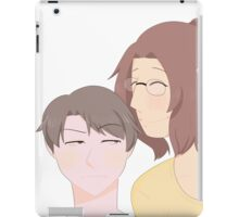 LeviHan simple design ver.2 iPad Case/Skin
