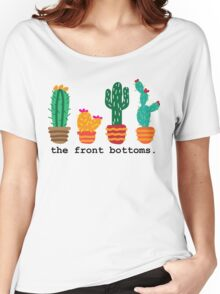 The Front Bottoms Cacti Women's Relaxed Fit T-Shirt