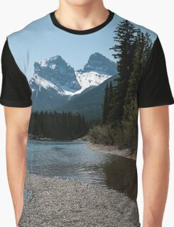 Bow River  Graphic T-Shirt