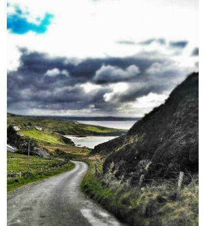 Donegal, Ireland Sticker