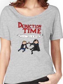 Deduction Time Women's Relaxed Fit T-Shirt