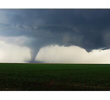 Kansas Tornado Photographic Print