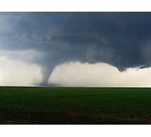 Kansas Tornado Photographic Print