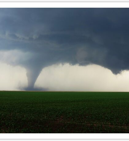 Kansas Tornado Sticker