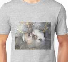 Baby Bunnies In The Nest Unisex T-Shirt