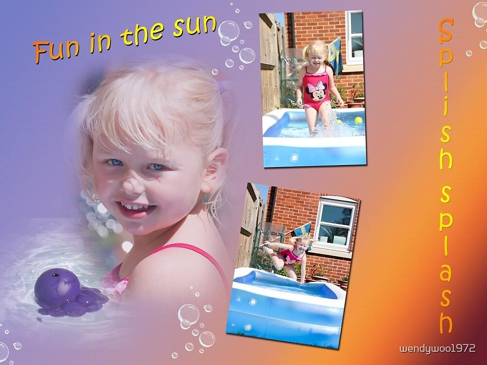 fun in the sun by wendywoo1972