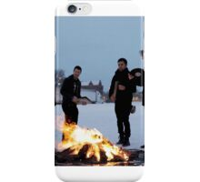 Fall Out Boy Musical Destruction iPhone Case/Skin
