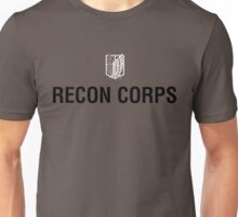 Recon Corps - Attack On Titan/Shingeki No Kyojin Unisex T-Shirt