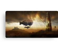 Endless Journey Canvas Print
